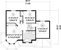 victorian style house plan 3 beds 1 00 baths 1596 sq ft plan 25