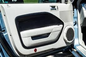 mustang door panel ford mustang door panel inserts kit 05 09 lmr com