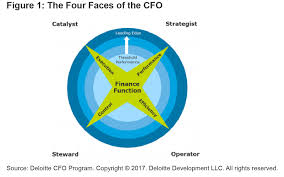 functional executive navigating the four faces of a functional c level executive cfo