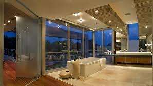 Modern Glamour Home Design Glass House By Nico Van Der Meulen Architects