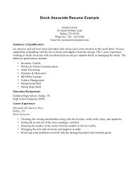 cover letter resume format for high student resume format