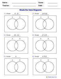 the 25 best venn diagram worksheet ideas on pinterest venn