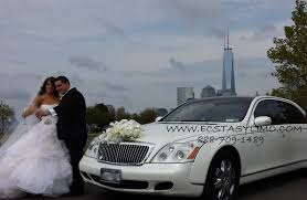 infiniti qx56 limo new york city limousine service limos in new york for weddings