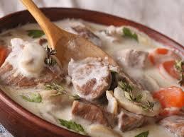 comment cuisiner une blanquette de veau blanquette de veau facile recette de blanquette de veau facile