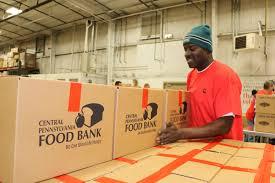 thanksgiving food bank volunteer volunteer at the central pennsylvania food bank