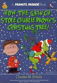 peanuts brown christmas tree paperback brown how the grinch stole brown s