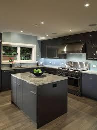 Glass Kitchen Backsplash Houzz - Glass kitchen backsplash