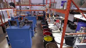 how ink is made youtube