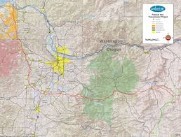 Cascade Mountains Map Image Gallery Of Cascade Mountains Physical Map