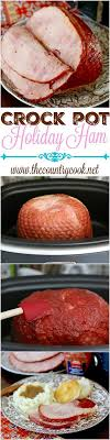 crock pot ham recipe ham country cooking and