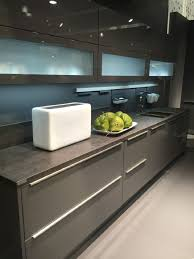Frosted Glass Kitchen Cabinets Door White Solid Surface Countertop - Kitchen cabinets with frosted glass doors
