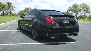 lexus tsw wheels speed off with this nissan maxima on tsw wheels
