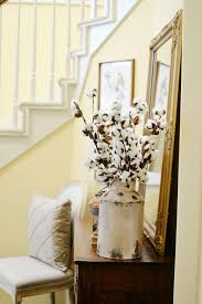 Tin Can Table Decorations Fall Home Tour 2016 At The Picket Fence