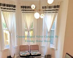 Nautical Striped Curtains Custom Navy Blue Striped Curtains Stripes Color Blocked