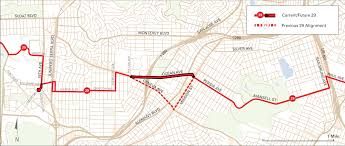 Muni San Francisco Map 29 sunset route change sfmta