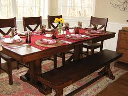 red kitchen table and chairs set small brown oriental rug under decorative sourav wooden dining