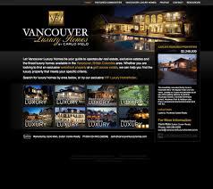 custom realtor web design by four cross marketing