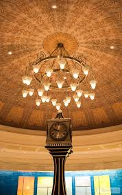 Bear Chandelier Bull And Bear Restaurant Yields Dining Delights At Waldorf Astoria