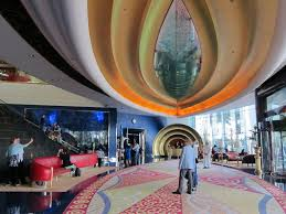 Burj Al Arab by Burj Al Arab Tour Inside The World U0027s Only 7 Star Hotel