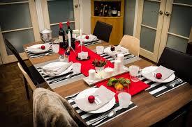 modern table settings modern holiday table setting tips huge array ideas keep homes