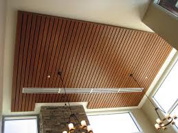 Outdoor Wood Ceiling Planks by Wood Ceilings Heartland Acoustics U0026 Interiors