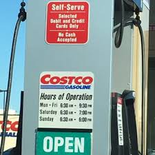 costco gasoline gas stations 1570 dundas e dixie