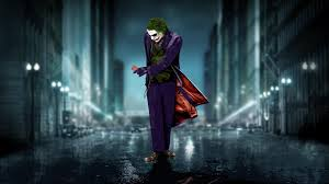 batman joker wallpaper photos hd batman joker walking on road photos wallpaper download free