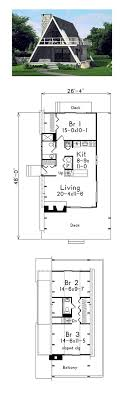 a frame house floor plans a frame house plan 86950 total living area 1272 sq ft 3