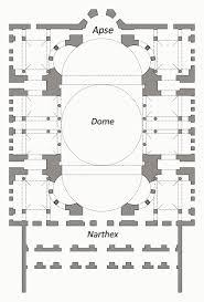 floor plan of hagia sophia fletcher humanities d s mcneill