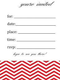 blank birthday invitations reduxsquad