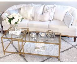 gold side table ikea ikea coffee table hack most popular tables gold marble wood 14