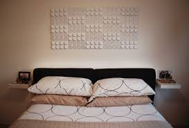 Cushioned Headboards For Beds Creative Headboards With Simple Black Headboard With Circular Bed