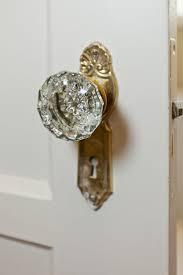 Interior Glass Door Knobs Stupendous Vintage Glass Knobs 132 Vintage Cabinet Knobs And Pulls