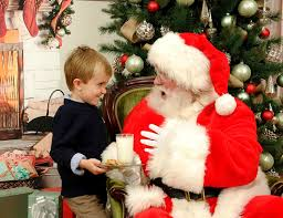 Home Decor Innovations Charlotte Nc by Santa Claus Is Coming To Charlotte