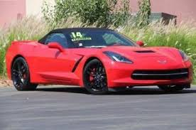 2014 chevrolet corvette stingray convertible used 2014 chevrolet corvette stingray convertible pricing for