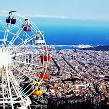 barcelona city view 26 best barcelona images on pinterest barcelona city urban