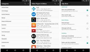 play store android how to get android apps without using the play store liliputing