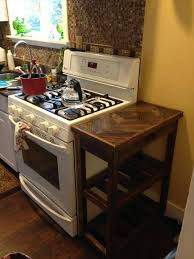 Small Kitchen Island On Wheels 81 Best Diy Crafts Kitchen Carts U0026 Islands Images On Pinterest