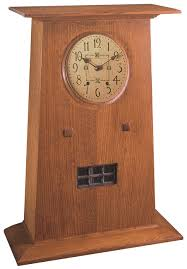 Mantel Clock Plans Ourproducts Details U2014 Stickley Furniture Since 1900