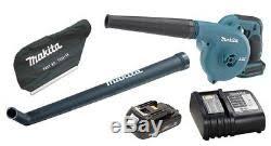 Blower Vaccum Makita Dub182 Lxt 18v Lithium Ion Leaf Blower Vacuum Battery