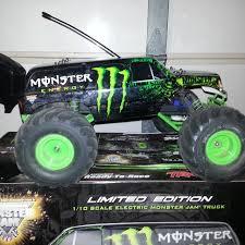 rc monster jam trucks best traxxas monster energy limited edition rc truck for sale in