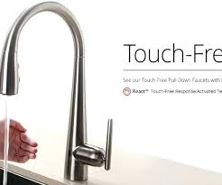 Sensor Faucet Kitchen Delta Sensor Faucet Medium Size Of Kitchen Motion Sensor Kitchen
