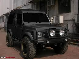 mahindra thar crde 4x4 ac modified unreasonable dilemma thar vs gypsy mostly resolved page 9