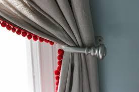 crafts dress up plain curtains