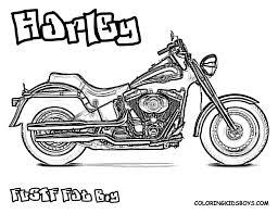 harley coloring harley davidson free motorcycles coloring coloring