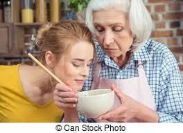mere et fille cuisine grand mère fille cuisine ensemble cuisine