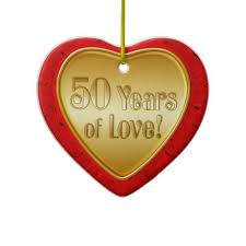 50th anniversary ornaments 20 best 50th wedding anniversary ornament images on 50th