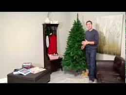 unlit christmas trees 7 ft fairmont pine unlit christmas tree product review