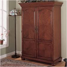 Armoire Solid Wood Furniture Desk Armoire For Beautiful Home Office Furniture With