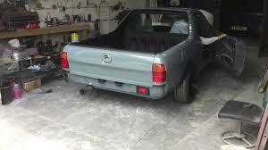 brat car lifted subaru brat exhaust sound check youtube